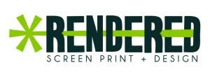 Rendered Screen Print + Design